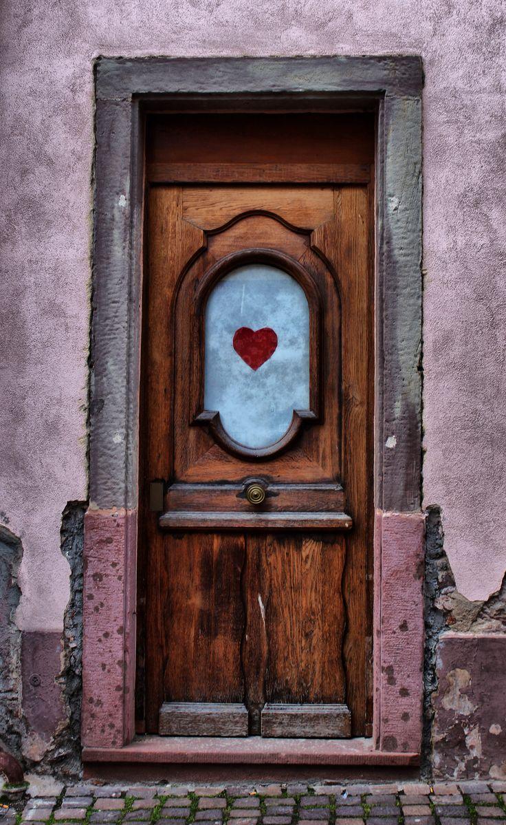 четкой дверь в сердце фото сказочный
