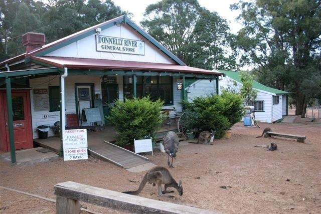 General Store in Donnelly River Village