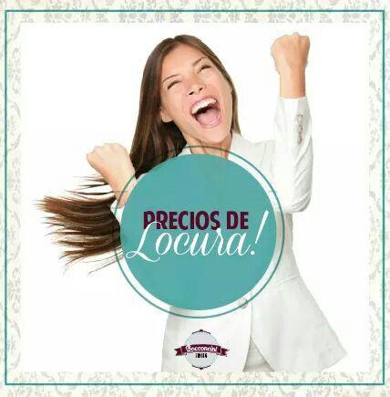 Vuelven precios de locura!!!! Cada día de la semana un nuevo producto!!!!! #bocconcinni #Buenosprecios #locura