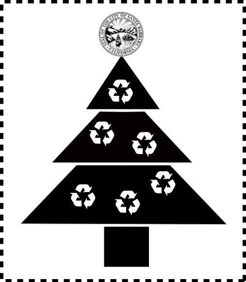 Santa Barbara holiday waste pickup schedule. http://santabarbaraliving.typepad.com/californiasriviera/2013/12/holiday-trash-schedule-trees-free-extra-collections.html