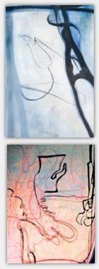 Die Linie als Gestaltungsmittel in der Kunst: Kontur und Zeichnung