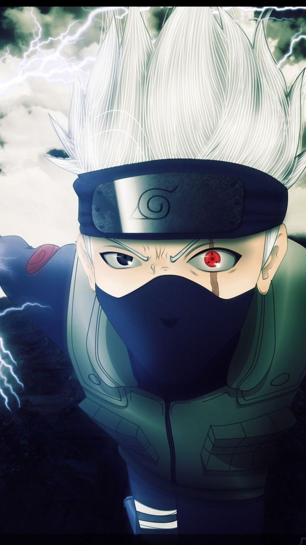 kakashi wallpaper iphone 6 Google Search Naruto