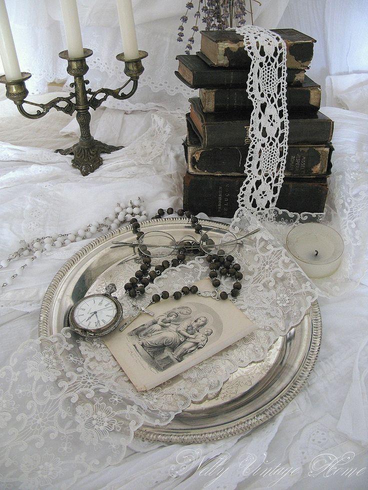 Vintage Books - nelly vintage home