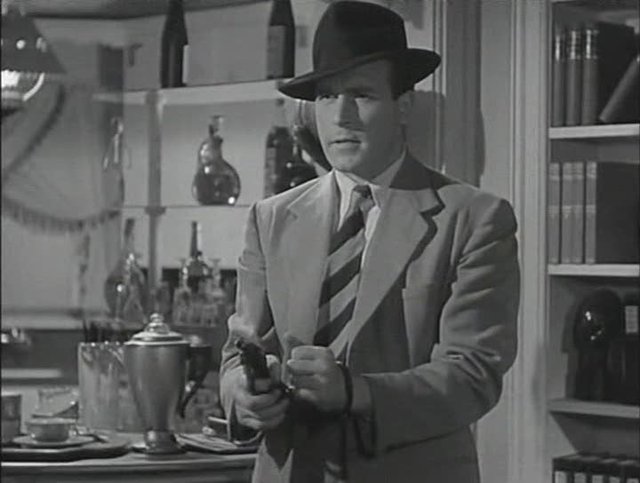 Lawrence Tierney, The Devil Thumbs a Ride