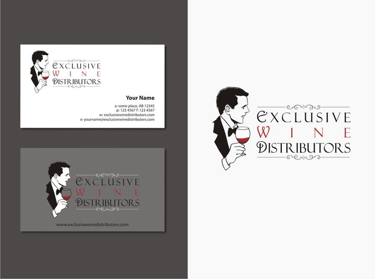 Exclusive Wine Distributors needs a new logo by (newarrive)