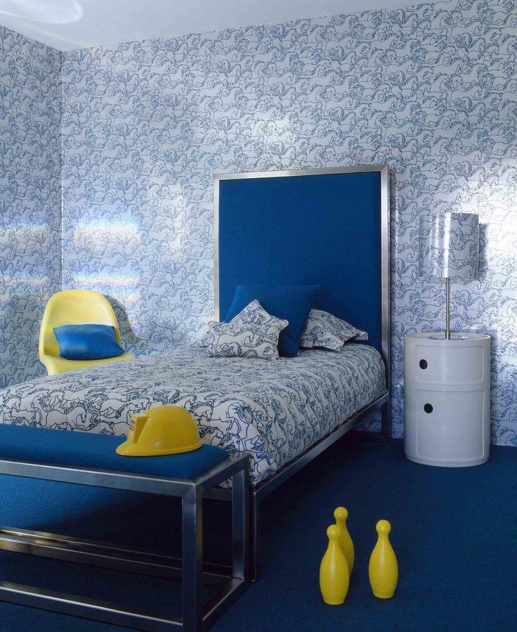 Boys Bedroom By Greg Natale