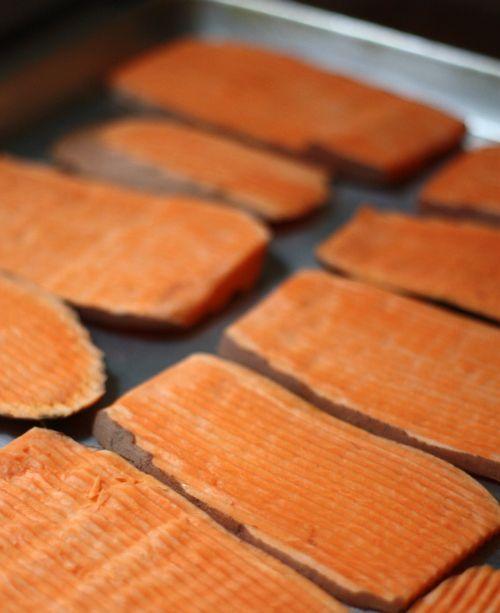 Dehydrated Sweet Potato Treats For Dogs Recipe