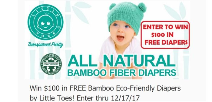 Why Choose Bamboo Diapers? Because Poop Happens - Mom Blog Society