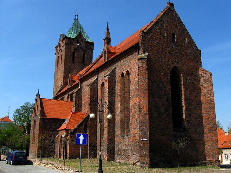 Byczyna - kościół pw. św. Mikołaja