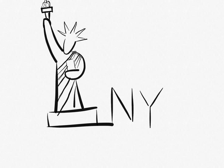 Symbol of New-York
