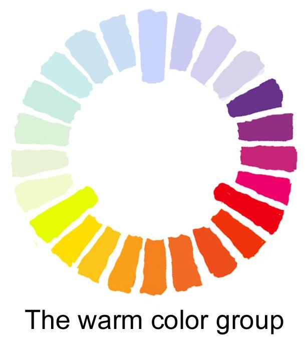 warm color group