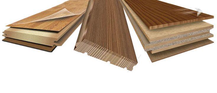 A primo impatto, rispetto al laminato, il legno massello (sempre se uno può permetterselo) sembrerebbe la scelta migliore per rivestire i pavimenti con
