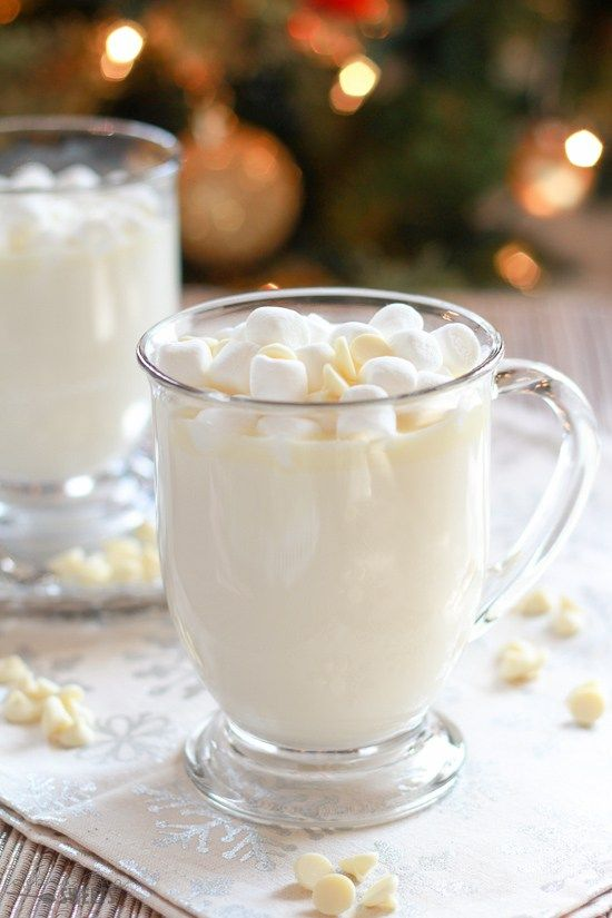 Homemade White Chocolate - Sweet and creamy and super easy!
