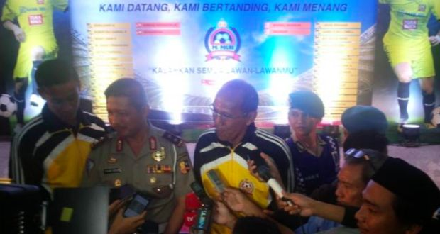 PS Polri Launching Skuat untuk Turnamen Piala Bhayangkara   Persatuan Sepak Bola Bhayangkara Official Website