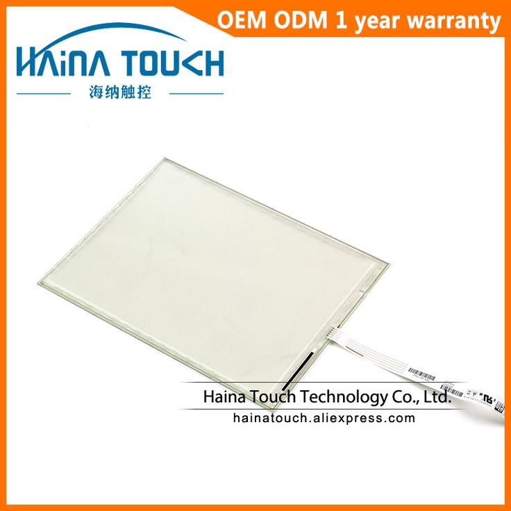 5 Wire 12.1 inch ELO Touch Screen, SCN-AT-FLT-12.1-Z01-OH1-R ELO 12.3 inch 5 Wire Touch Screen Win10 Compatible