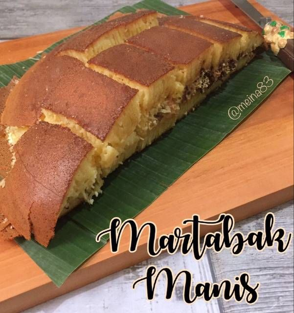 Resep Martabak Manis By Imelda Meina Aneka Kue Dan Minuman Resep Makanan Manis Resep Masakan