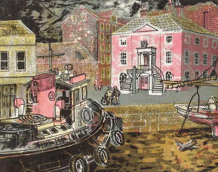Rena Gardiner (1929-1999) Find out more about her work at All Things Considered http://allthingsconsidered.co.uk/2015/03/rena-gardiner.html
