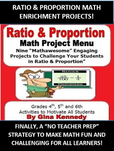 how to make a proportion in math