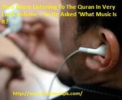 They Listening To The Quran In Very Loud Volume – So He Asked 'What Music Is It  (Quran Recitation) (Websites To Listen) (Music Online ) (Learn Quran) (Listen To The Holy)  Quran,Music,religious, religion,Islam,travelling,traffic,aloud music,