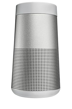 SoundLink Revolve Bluetooth Speaker- Silver   Myer Online