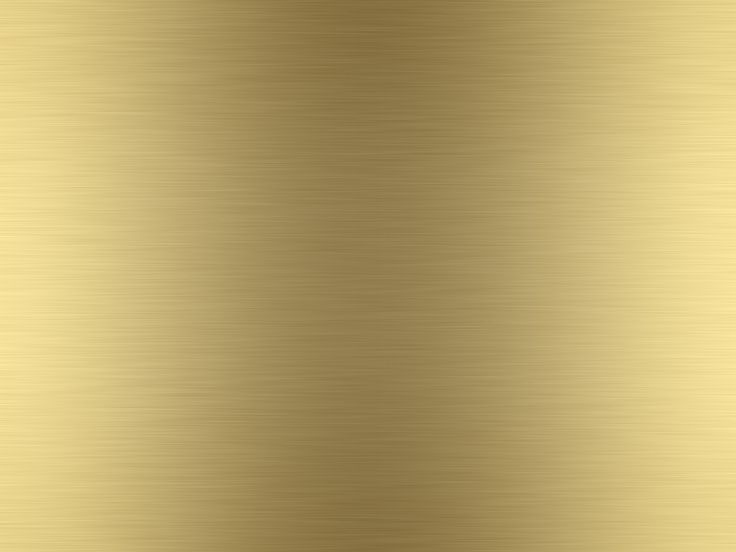 Rendered Lightly Brushed Gold Background Texture Www