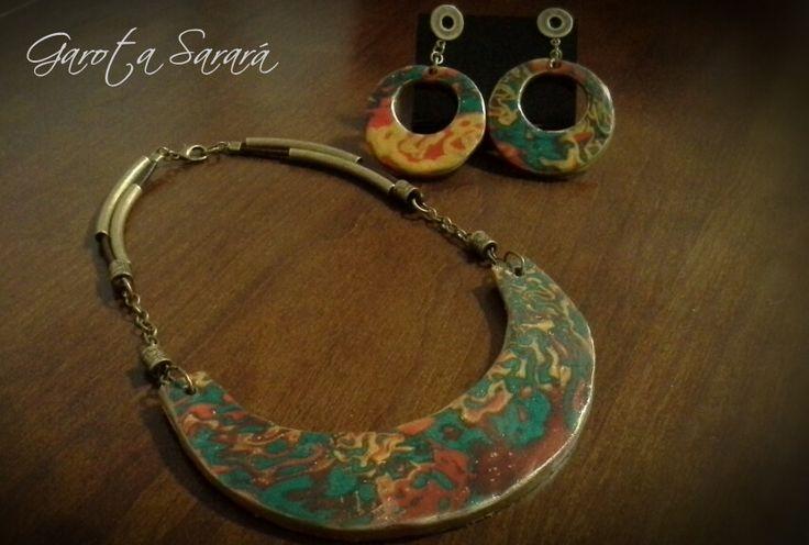 Prévia da coleção Rainha de Sabá - Lançamento da loja Garota Sarará em breve!