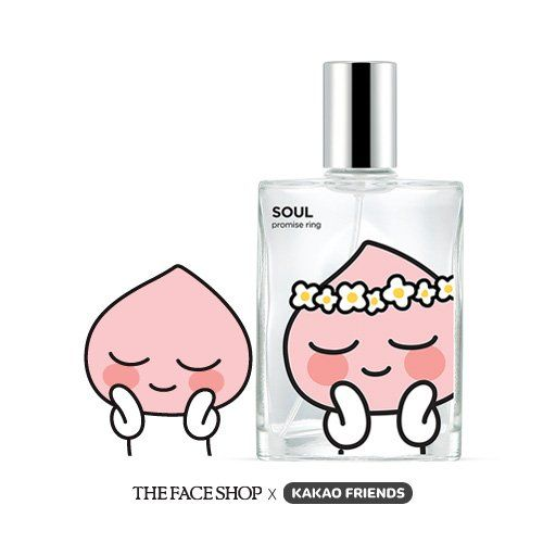 The Face Shop X Kakao Friends Soul Fragrance (Promise Rin...