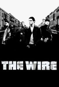 The Wire-some people think it's the best tv show ever and some people can't stand it, I really liked it, there is a lot of drugs and killings and bad language, but it's very realistic. The 4th season was my favorite.