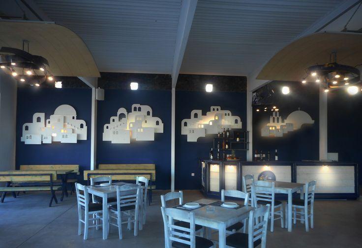 Cafe-Beach Bar Interior Design- By Art & Design Group