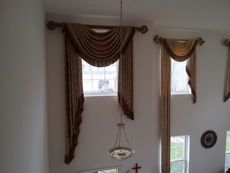 Large Foyer Window Treatment : Best images about decorating on pinterest window