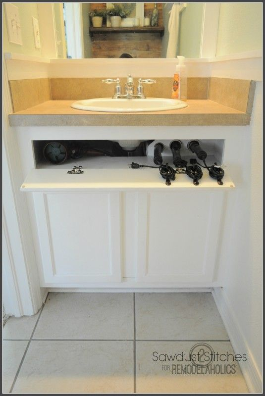 Best 25 Under Cabinet Storage Ideas On Pinterest Bathroom Sink Organization Storage