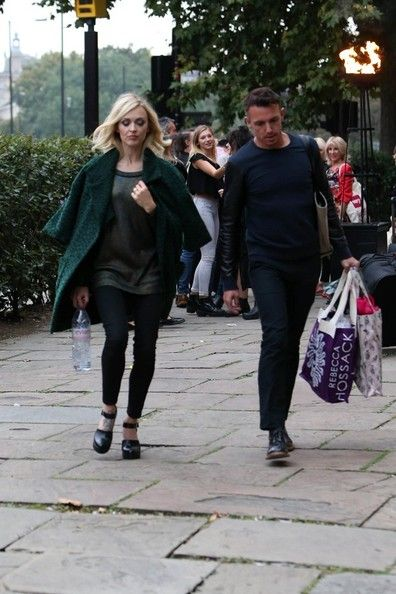 Fearne Cotton Photos: Celebs at Fearne Cotton's Fashion Show