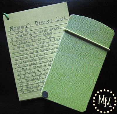 Meal Planning System: Plans Organizations, Ingredientbook Menuplan, Plans System, Cute Ideas, Menu Plans, Scrap Shoppe, Menumasterlist Ingredientbook, Menu Planning, Simple Meals Plans