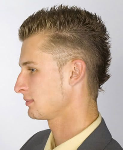 Latest 15 Superb Mohawk Fade Haircut Styles 2016