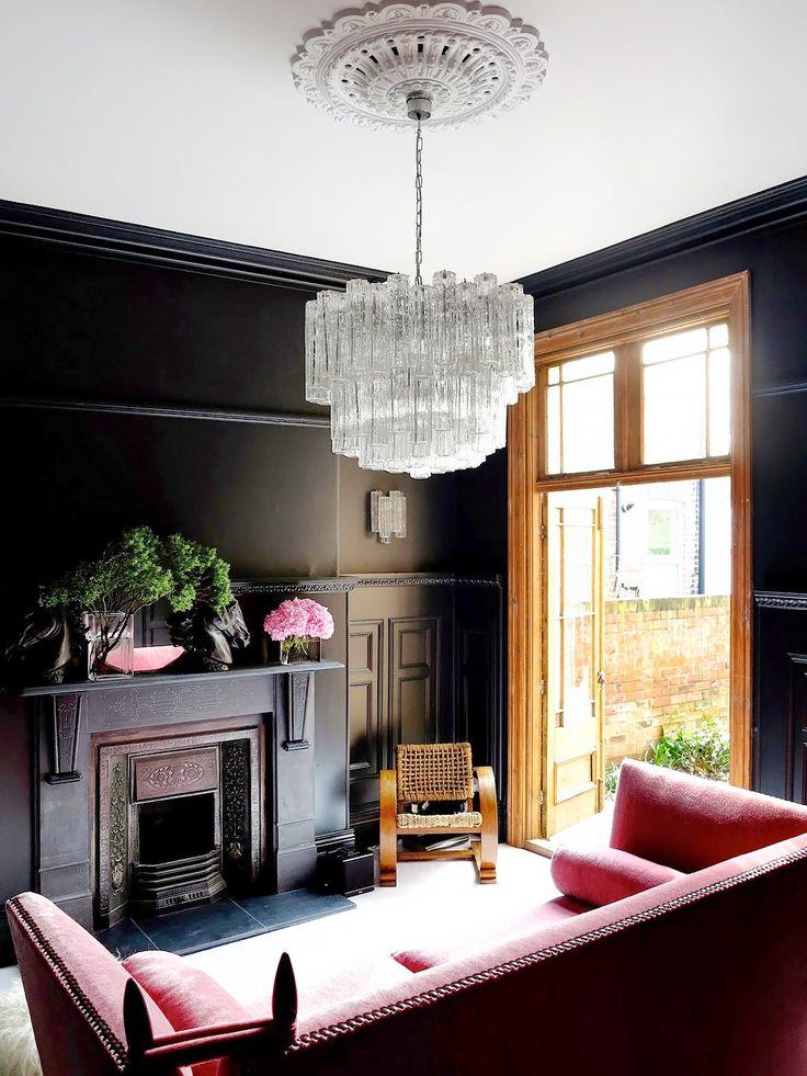 Luxury Black Wall Paint Ideas
