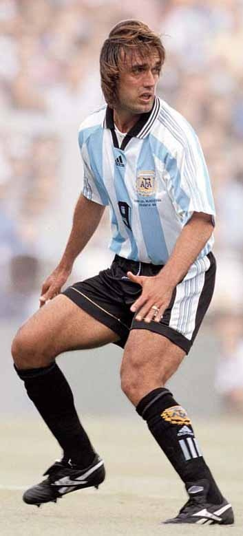 Gabriel Batistuta aka my favourite player when I was a child