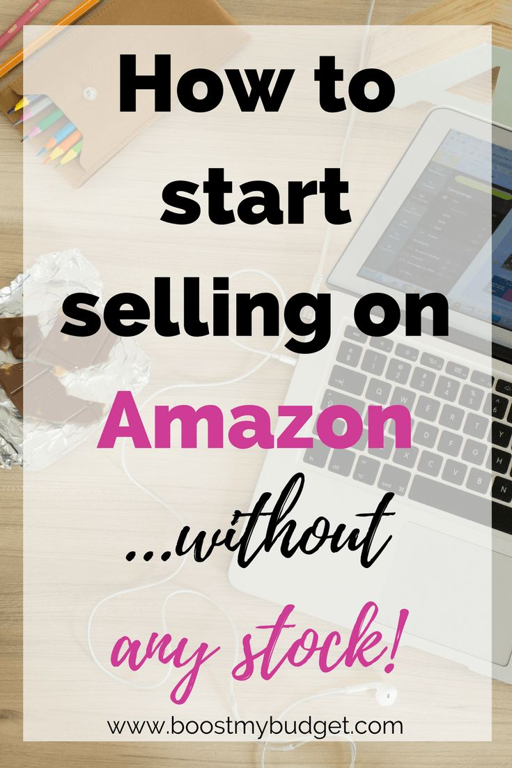 how to start up an amazon business