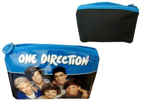 One Direction 2 Crush PVC Front Cosmetic Pouch Unknown. $13.79