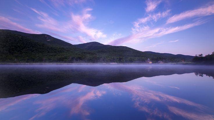 Saco Lake, White Mountains, New Hampshire