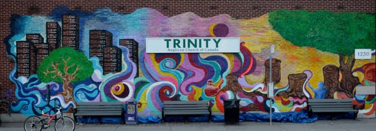 Trinity, Ottawa | Worshipping God as disciples of Jesus; showing love to our neighbours near and far.