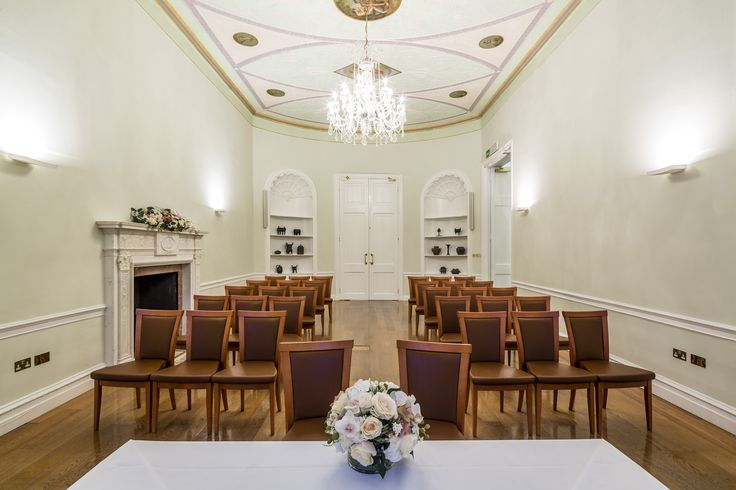 Fine Room 2 at the stunning Asia House - our newest venue in Westminster. Ceremonies from £420 with 20% off in January and February. #Weddings #WestminsterWeddings #London #Marylebone #London #Married #WeddingIdeas #WinterWeddings