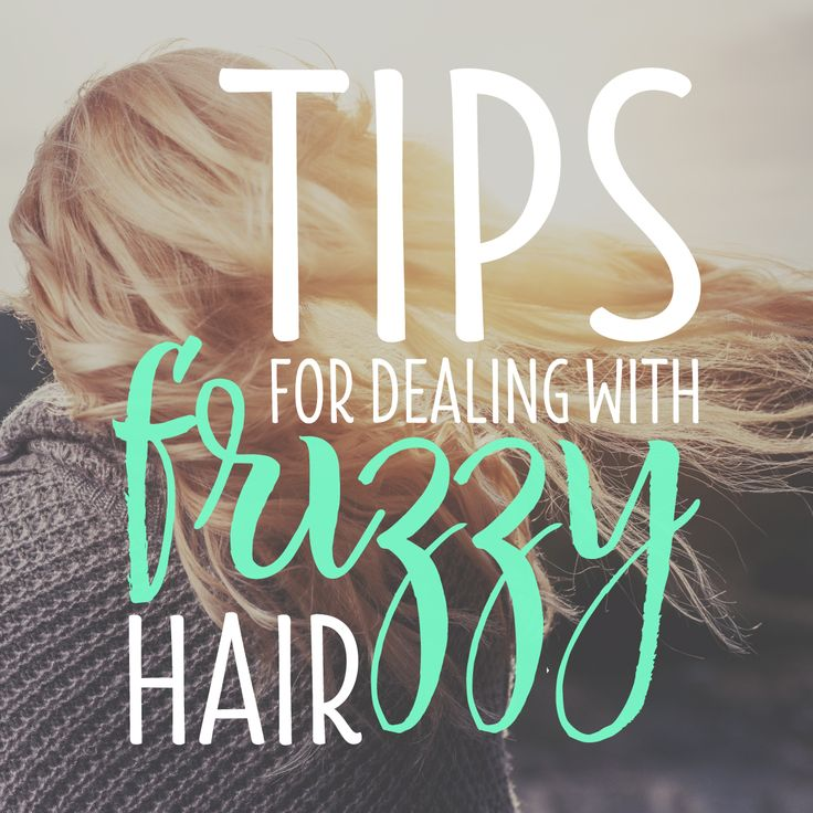 If you are tired of frizzy hair ruining your day, read this article on how to tame it! #Hair #Frizz