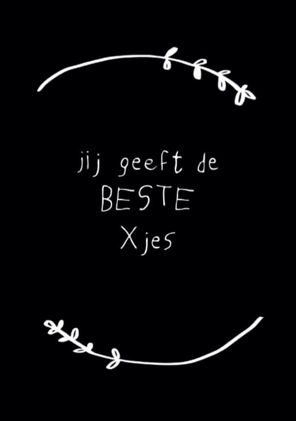 Xjes Dutch words quotes sayings post4ers prints
