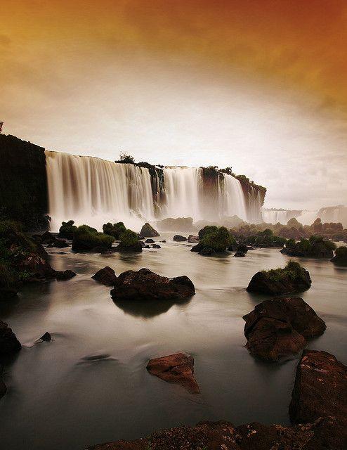 Iguazu Falls, Brazil /