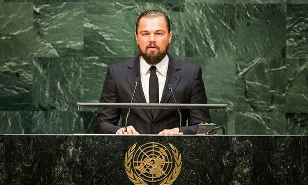 Joury Blog: Leonardo DiCaprio exposes the enemies of the envir...