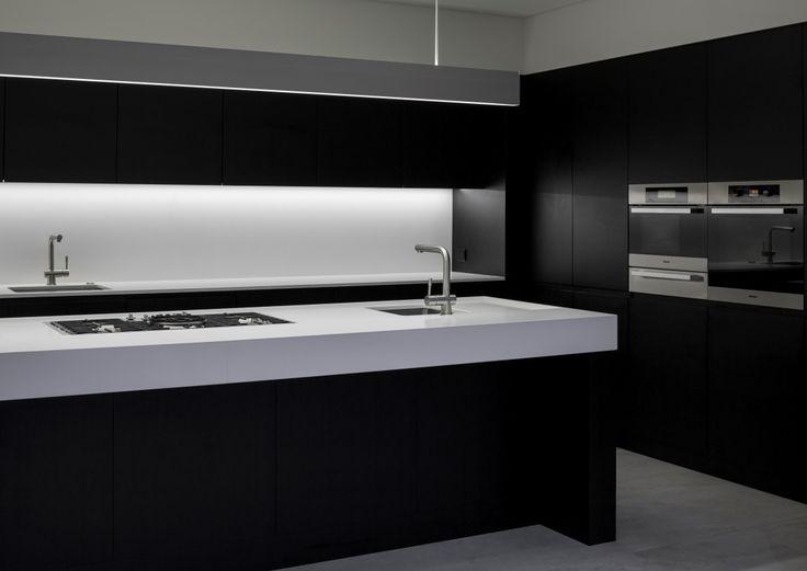 Black Barn Kitchen by quattro: :uno » Archipro