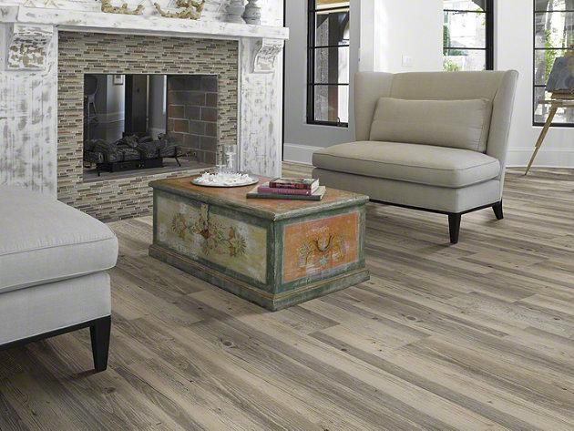 Resilient Flooring In Style Kingsbury 6 Plank Color
