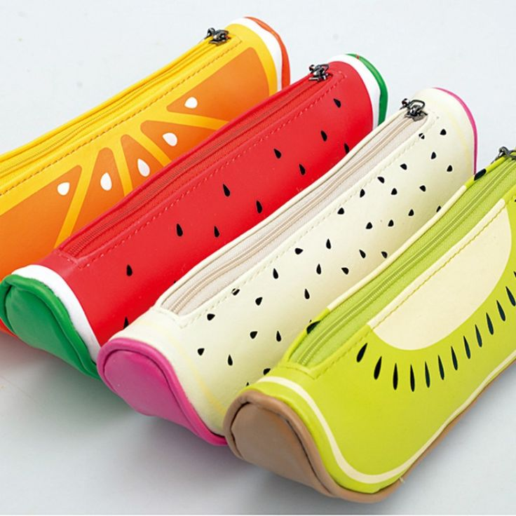 Cheap pencil case with sharpener, Buy Quality case pendant directly from China case breaker Suppliers: Cute Cocoa Kingdom school pencil case for girls Kawaii Silicone pencil bag Korean stationery pouch Office school supply