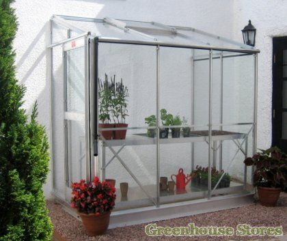 Elite Windsor 4x4 Lean to Greenhouse   http://www.greenhousestores.co.uk/Elite-Windsor-4x4-Lean-To-Greenhouse-3mm-Toughened-Glazing.htm