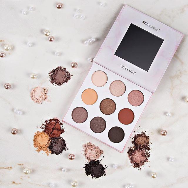 Shaanxo BH Cosmetics Palette